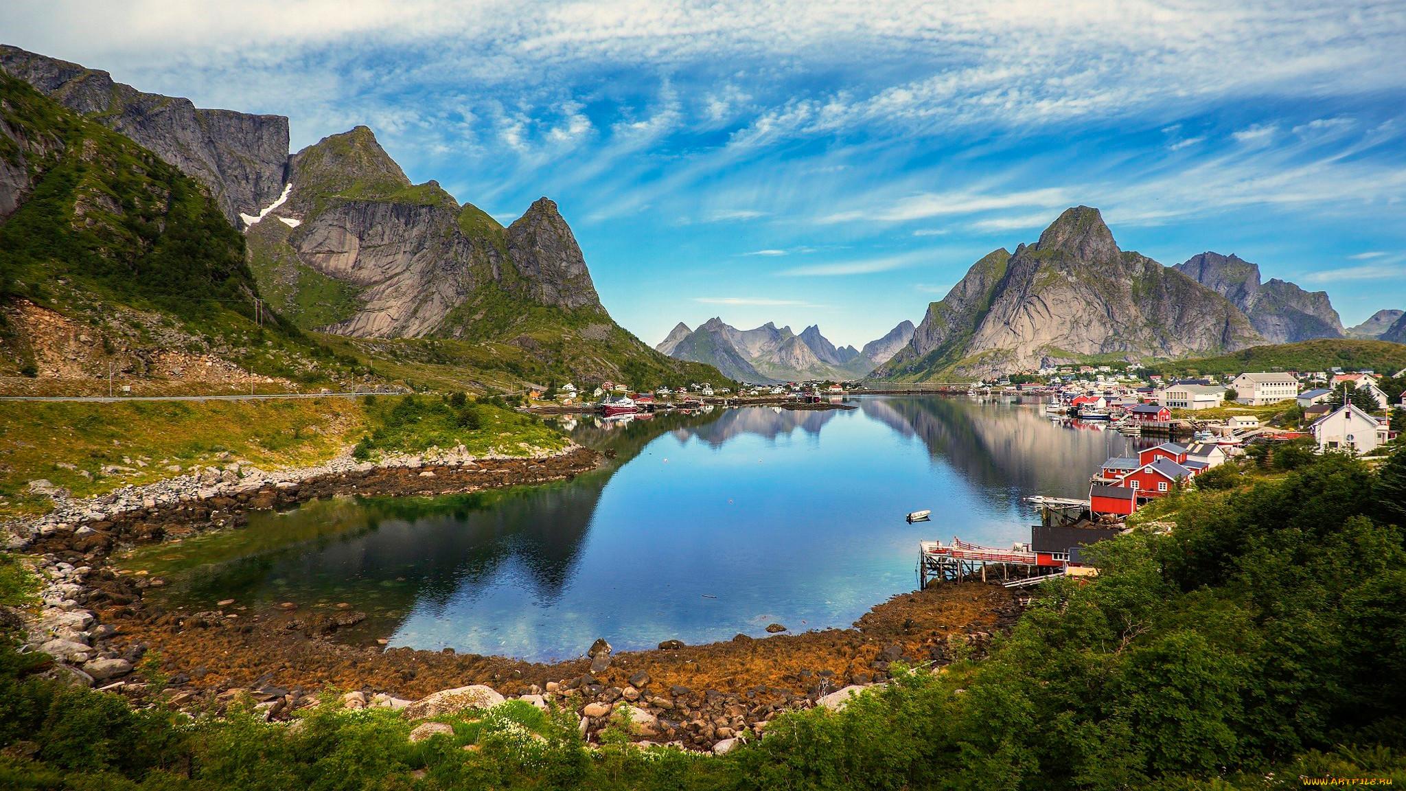 картинки на рабочий стол природа норвегия аркадьевна